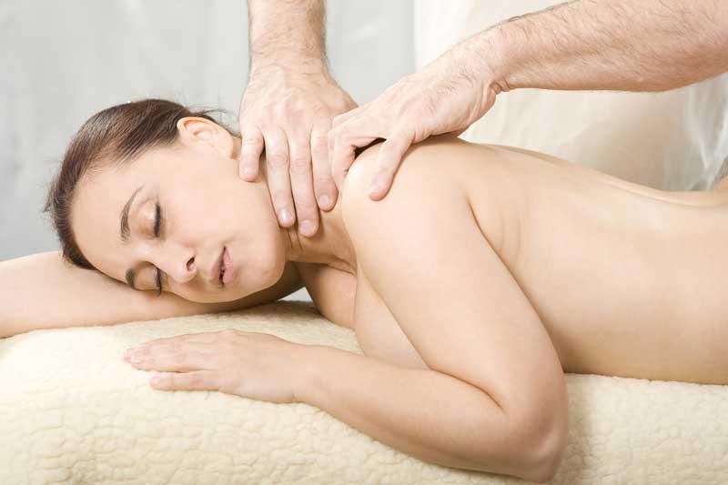 I Massaggi - massaggio decontratturante