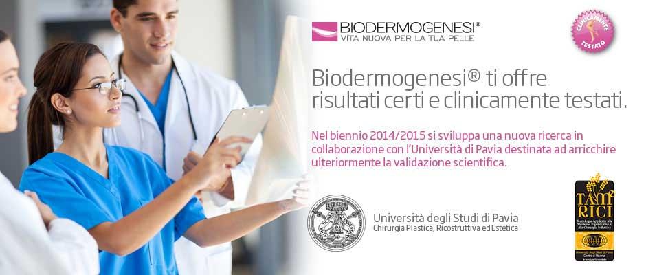 Biodermogenesi: risultati certificati nella lotta contro le smagliature