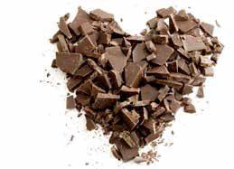 Trattamento al cioccolato