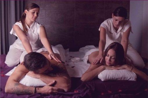 Massaggio di coppia Soul Wellness