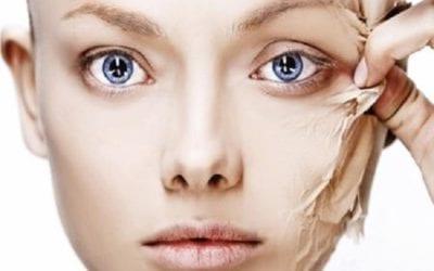 Problemi della pelle: rinnovamento dello strato corneo desquamazione